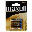 Bateria MAXELL LR03 SUPER 4B